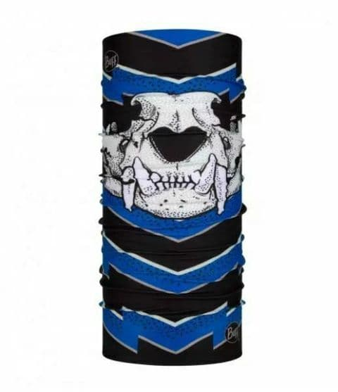 BUFF NECK WARMER FACE HEAD COVERING.NEW T KNUCKLE BLUE UV+ UPF50+ SCARF MASK